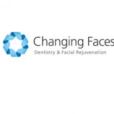 changingfaceandsmile logo