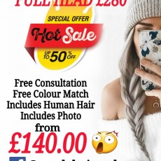 Looking for qualified hair extensions consultant