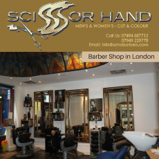 Barber Shop in London